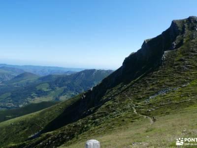 Sierra de Peña Labra-Alto Campoo; senderismo refrescante travesias senderismo grandes rutas senderis